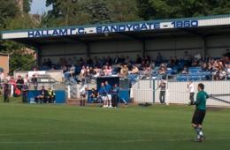 Hallam FC - Sandygate