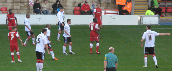 06/10/2012 – Leyton Orient 0 – 1 Sheffield United