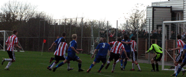 17/11/2012 – Sheffield United U18 1 – 4 Leicester City U18