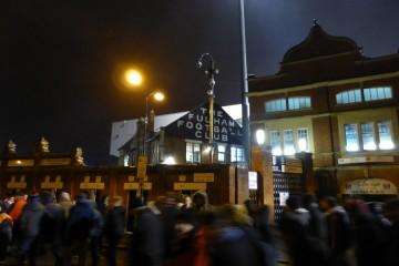 Fulham v Sheffield United - Craven Cottage