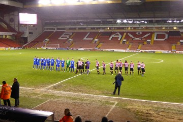 Sheffield United U18 v. Everton U18