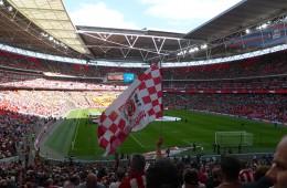 Sheffield United Wembley 2014