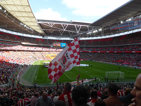 Sheffield United Wembley 2014