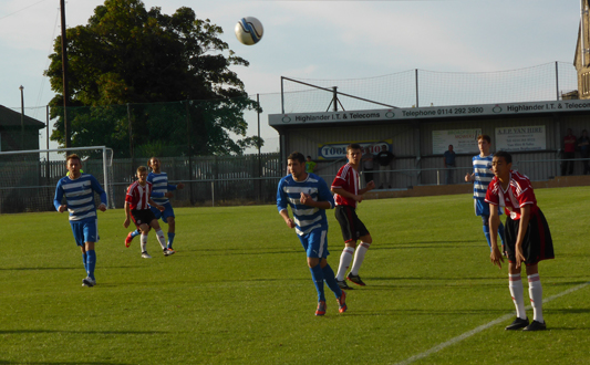 Hallam FC v Sheffield United XI