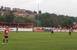 Sheffield FC v Sheffield United