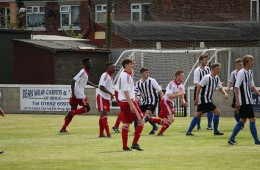 Brigg Town v Sheffield United U18