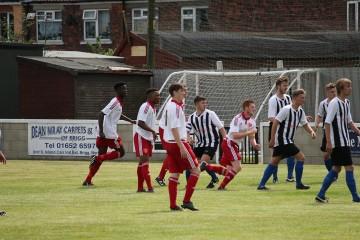 Brigg Town v Sheffield United U18