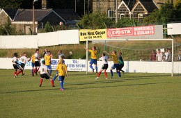 Stocksbridge Park Steels 2 - 3 Sheffield United