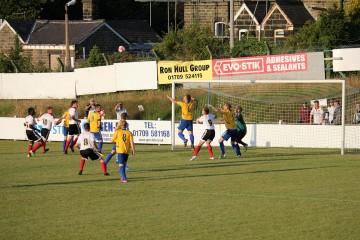 Stocksbridge Park Steels 2 - 3 Sheffield United