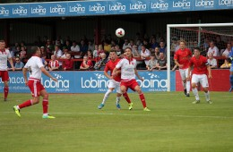 Ilkeston 0 - 1 Sheffield United