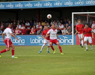 Ilkeston 0 - 1 Sheffield United