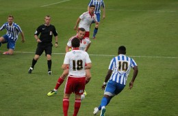 Sheffield United v. Cheltenham Town