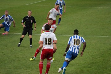 Sheffield United v. Cheltenham Town
