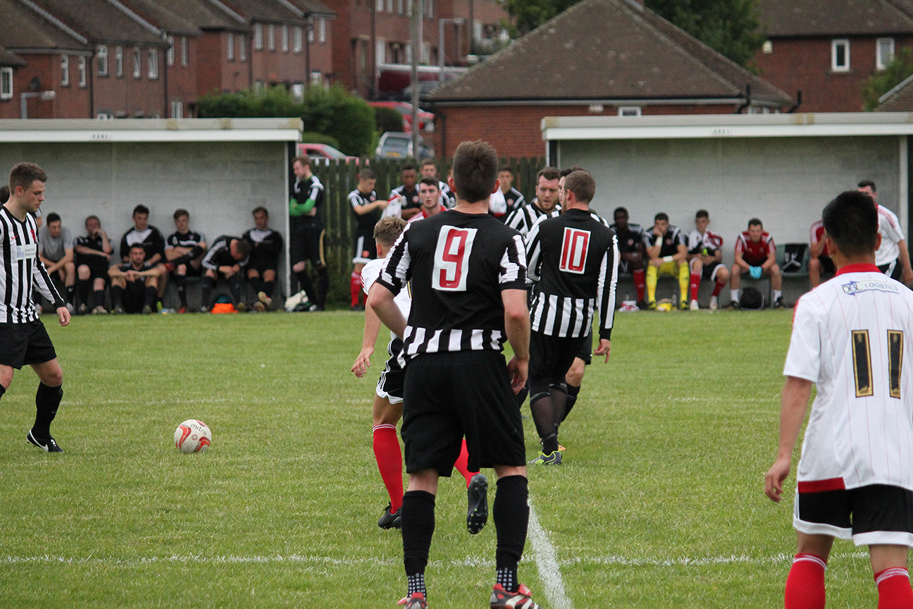 Penistone Church FC 0 - 1 Sheffield United