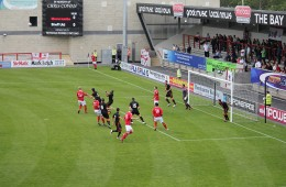 Morecambe v Sheffield United