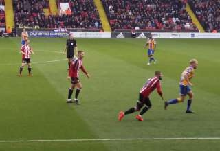 Sheffield United v. Shrewsbury Town