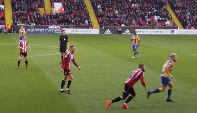 Sheffield United v. Shrewsbury Town